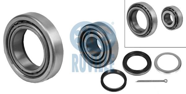 RUVILLE Radlagersatz 6507