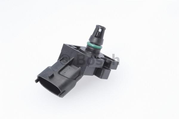 HELLA 6PP 013 112-041 Sensor Saugrohrdruck Anschlussanzahl 4