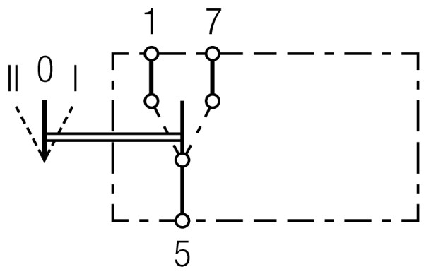 Schalter für Elektrische Universalteile HELLA 6FH 007 832-131