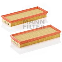 MANN-FILTER Luftfilter C 3170/1-2