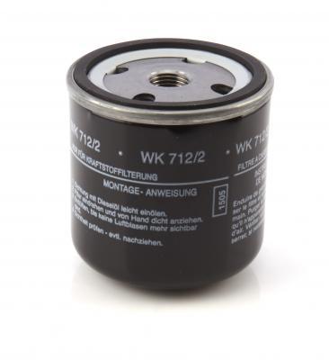 wk712 2 mann filter wk7122 kraftstofffilter g nstig kaufen. Black Bedroom Furniture Sets. Home Design Ideas