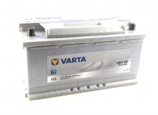 VARTA VARTA SILVER dynamic 6004020833162