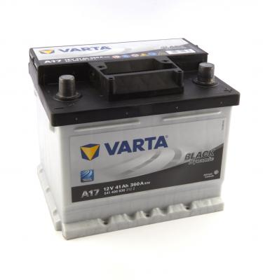 VARTA VARTA BLACK dynamic 5414000363122