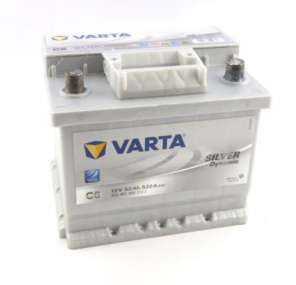 VARTA VARTA SILVER dynamic 5524010523162