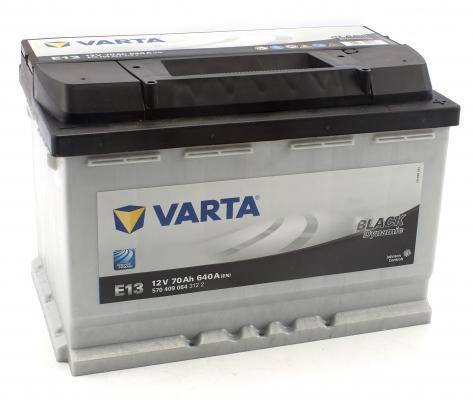 VARTA VARTA BLACK dynamic 5704090643122