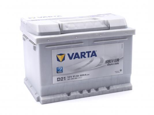 VARTA VARTA SILVER dynamic 5614000603162