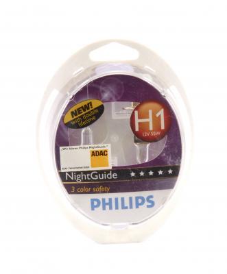 PHILIPS H1 - Leuchtmittel 12258 NGDLS2