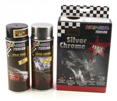DUPLI COLOR Silver Chrome 674570
