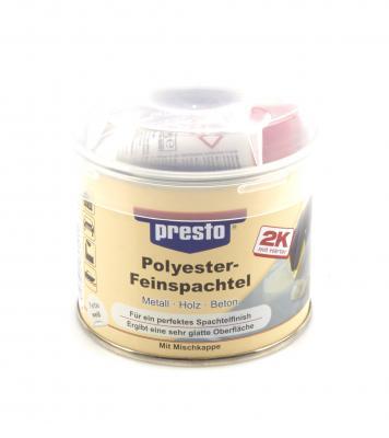 PRESTO Polyester-Feinspachtel 601211