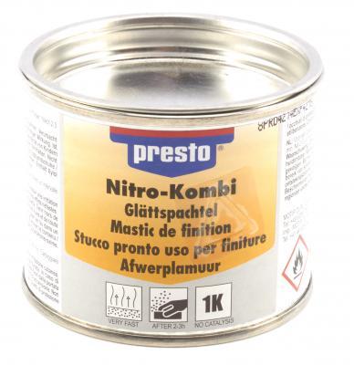 PRESTO NC-Kombi Glättespachtel 601532