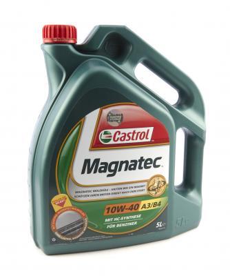 CASTROL 10W-40 58635