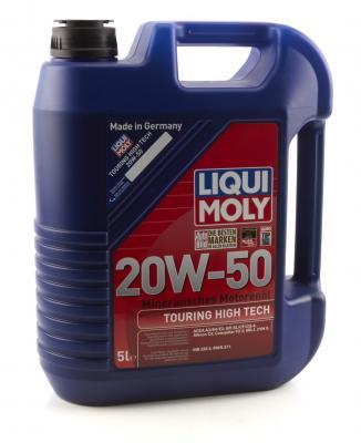 LIQUI MOLY 20W-50 1255