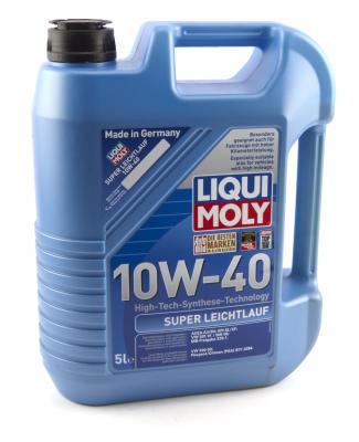 LIQUI MOLY 10W-40 1301