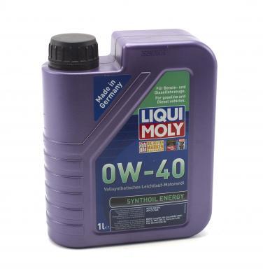 LIQUI MOLY 0W-40 1360
