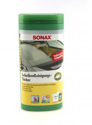 SONAX Reinigungstücher 412 000