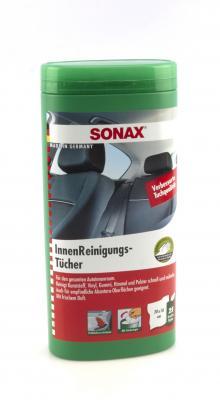 SONAX Pflegetücher 412 200