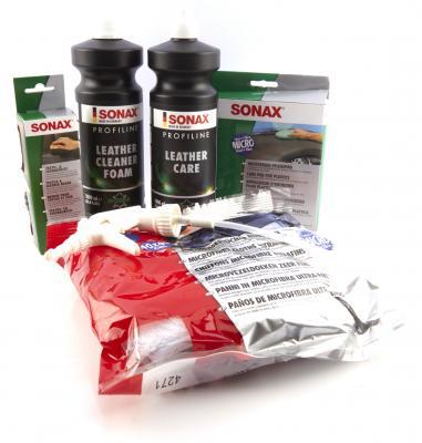 SONAX Lederpflege 763 300