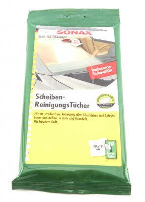 SONAX Reinigungstücher 415 000