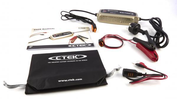 Kunzer CTEK Ladegeräte MXS 5.0