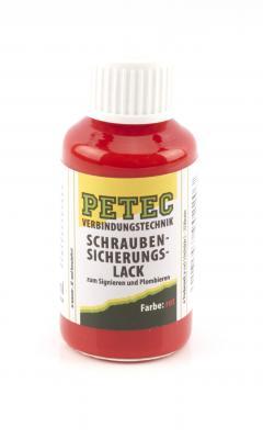 PETEC Sicherungslack 90220