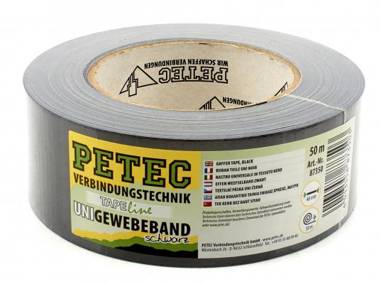 PETEC Gewebeband / Panzertape 87350