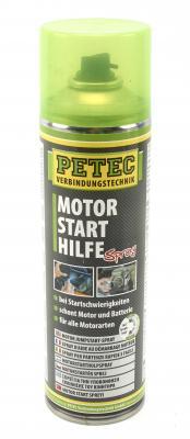 PETEC Starthilfe-Sprays 70450