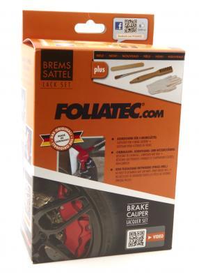Folia Tec Boehm GmbH Bremssattellack-Set Foliatec 2160