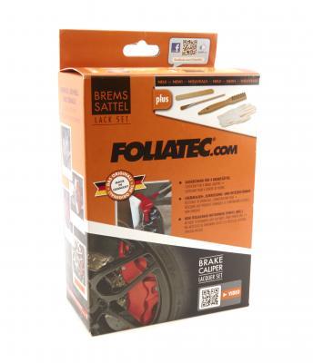 Folia Tec Boehm GmbH Bremssattellack-Set Foliatec 2177