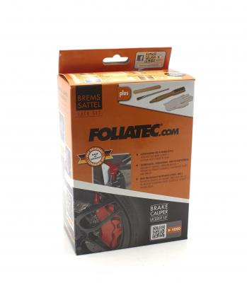 Folia Tec Boehm GmbH Bremssattellack-Set Foliatec 2161