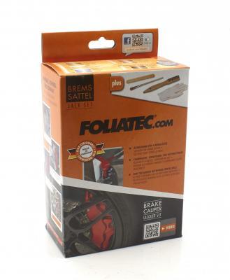 Folia Tec Boehm GmbH Bremssattellack-Set Foliatec 2162