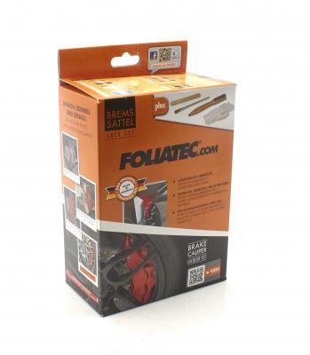 Folia Tec Boehm GmbH Bremssattellack-Set Foliatec 2166