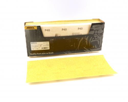 Mirka Schleifpapier 16 1 15 050 40