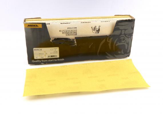 Mirka Schleifpapier 16 1 15 050 60