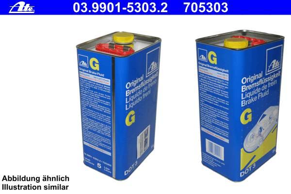ATE DOT 3 03.9901-5303.2