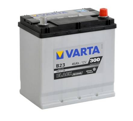 VARTA VARTA BLACK dynamic 5450770303122
