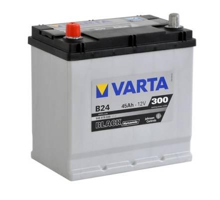 VARTA VARTA BLACK dynamic 5450790303122