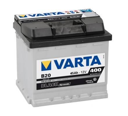 VARTA VARTA BLACK dynamic 5454130403122