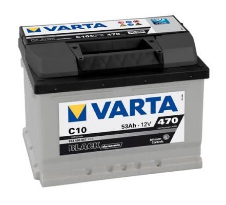 VARTA VARTA BLACK dynamic 5534000473122