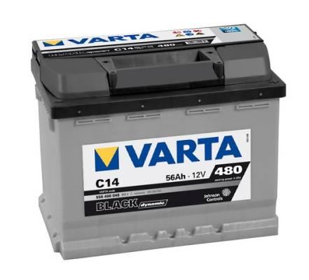 VARTA VARTA BLACK dynamic 5564000483122