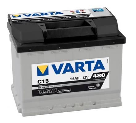 VARTA VARTA BLACK dynamic 5564010483122