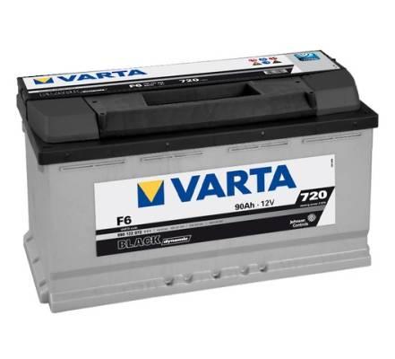 VARTA VARTA BLACK dynamic 5901220723122
