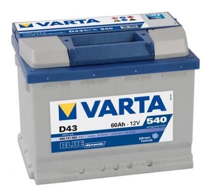 VARTA VARTA BLUE dynamic 5601270543132