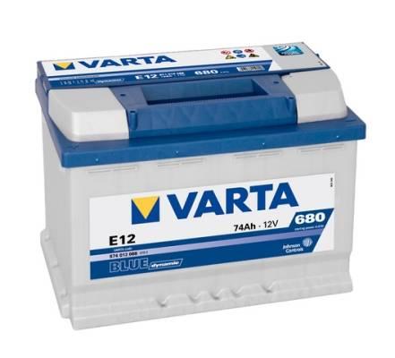 VARTA VARTA BLUE dynamic 5740130683132