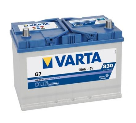 VARTA VARTA BLUE dynamic 5954040833132