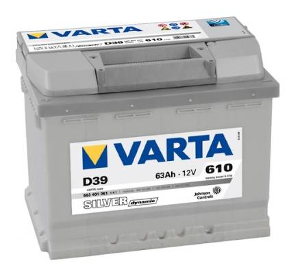 VARTA VARTA SILVER dynamic 5634010613162