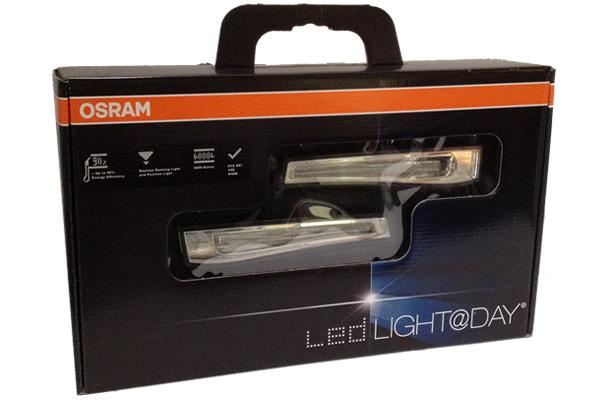 OSRAM Tagfahrleuchten LEDDRL101