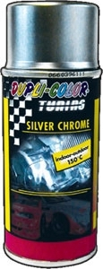DUPLI COLOR Silver Chrome 665493