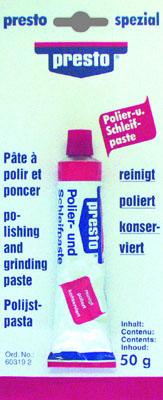 PRESTO Polier- und Schleifpaste 603192