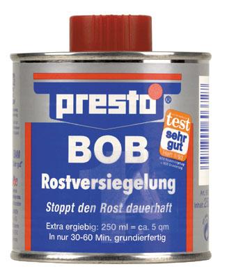 PRESTO BOB Rostversiegelung 603734