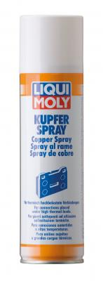 LIQUI MOLY Kupfer Spray/Paste 1520